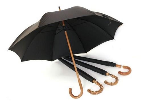Как выбрать мужской зонт 5 полезных советов – Зонт-трость открытый