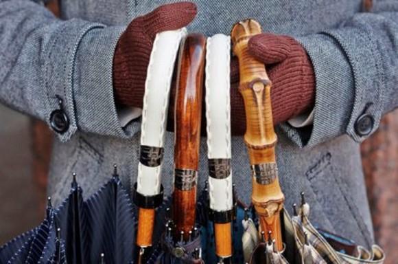 Как выбрать мужской зонт 5 полезных советов – Зонты-трость