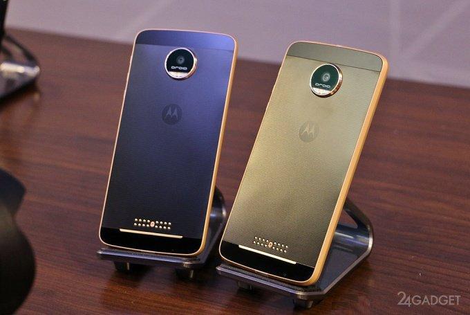Lenovo прекращает выпуск смартфонов Motorola