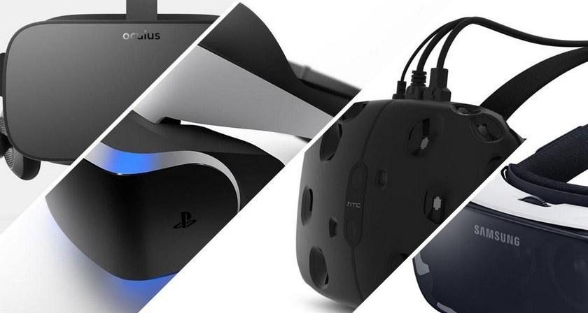 PlayStation VR в три раза популярнее Oculus Rift, но Samsung впереди