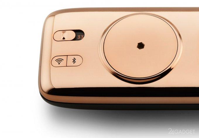 Портативный проигрыватель винила, управляемый по Bluetooth и Wi-Fi (15 фото + видео)