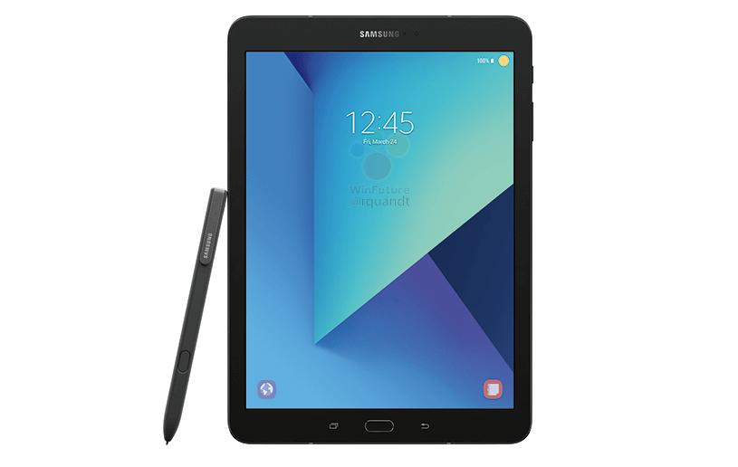 Samsung Galaxy Tab S3 получит цифровое перо S Pen