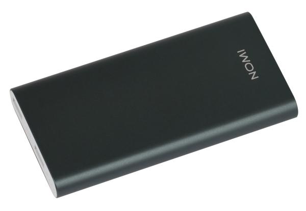 Универсальные мобильные батареи Nomi E050 5000 mAh и Nomi E100 10000 mAh уже в АЛЛО – Универсальная мобильная батарея Nomi E100 10000 mAh Grey