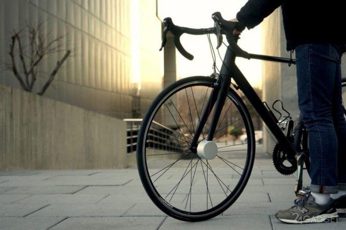 Противоугонный замок для велосипеда (6 фото + видео)