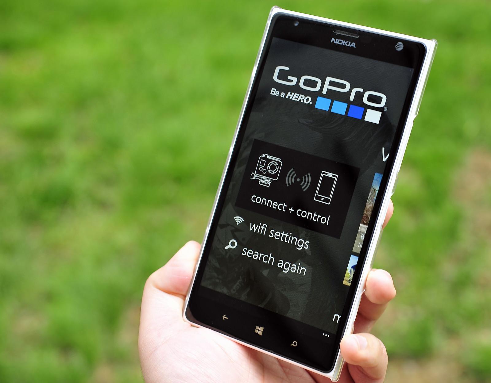Битва экшн-камер Xiaomi Yi 4K Action Camera против GoPro Hero 4 – Приложение для GoPro Hero 4