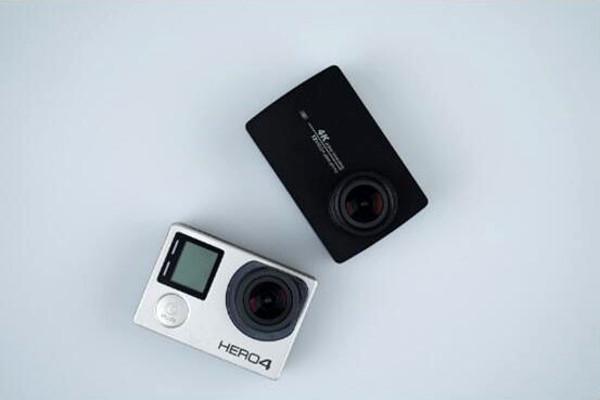 Битва экшн-камер Xiaomi Yi 4K Action Camera против GoPro Hero 4 – Yi 4K и Hero 4