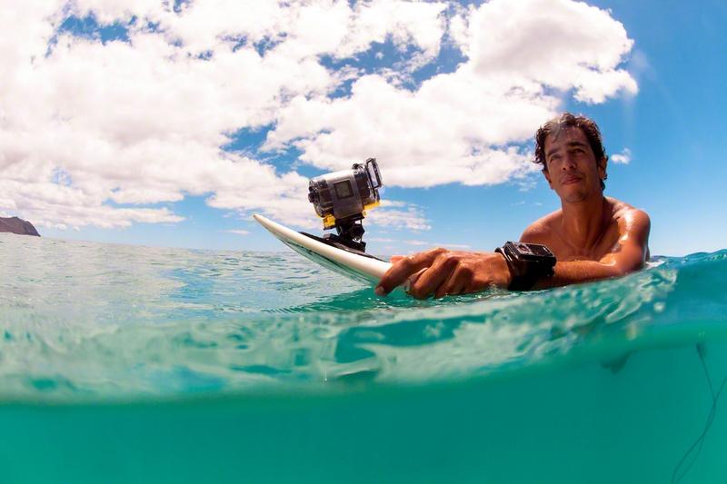Битва экшн-камер Xiaomi Yi 4K Action Camera против GoPro Hero 4 – Экшн-камера для подводной съемки