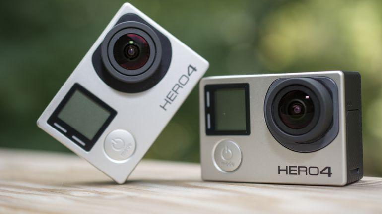 Битва экшн-камер Xiaomi Yi 4K Action Camera против GoPro Hero 4 – GoPro Hero 4