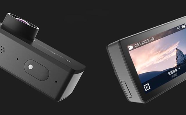 Битва экшн-камер Xiaomi Yi 4K Action Camera против GoPro Hero 4 – Xiaomi Yi 4K Action