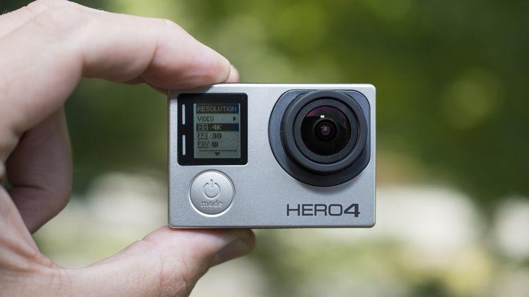 Битва экшн-камер Xiaomi Yi 4K Action Camera против GoPro Hero 4 – Дизайн GoPro Hero 4
