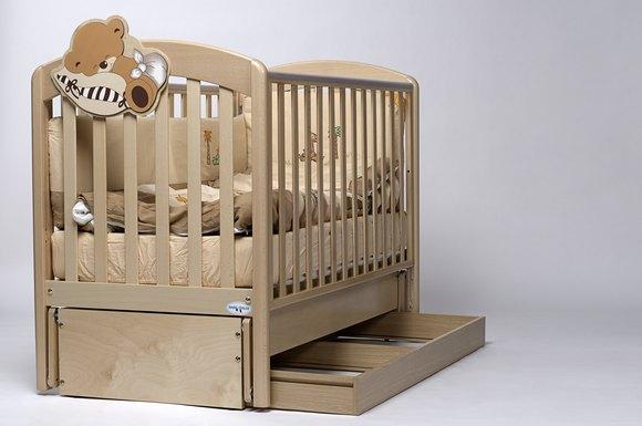 Как выбрать детскую кроватку – советы молодым родителям – Кроватка с поперечным маятником