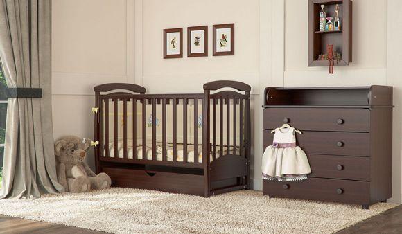 Как выбрать детскую кроватку – советы молодым родителям – Детская кроватка из дерева