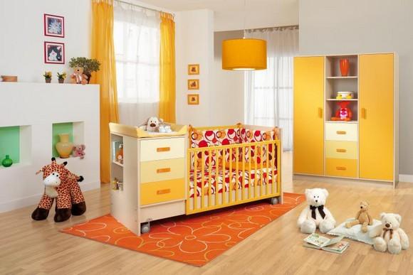 Как выбрать детскую кроватку – советы молодым родителям – Кроватка из ДСП