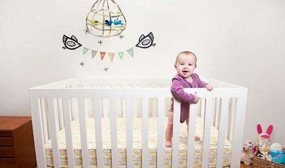 Как выбрать детскую кроватку – советы молодым родителям – Детская кроватка в интерьере