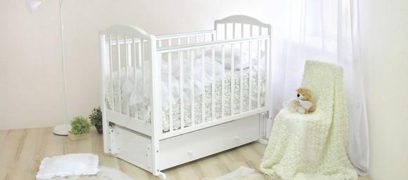 Как выбрать детскую кроватку – советы молодым родителям – Классическая детская кроватка