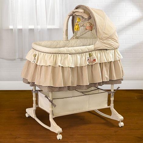 Как выбрать детскую кроватку – советы молодым родителям – Кроватка-люлька