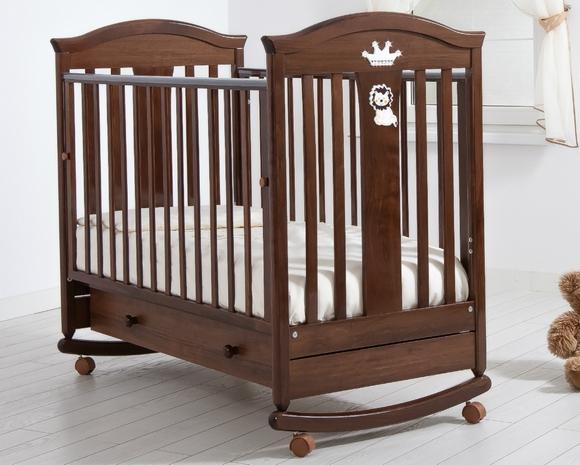 Как выбрать детскую кроватку – советы молодым родителям – Кроватка-качалка