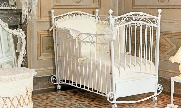 Как выбрать детскую кроватку – советы молодым родителям – Качающаяся кроватка