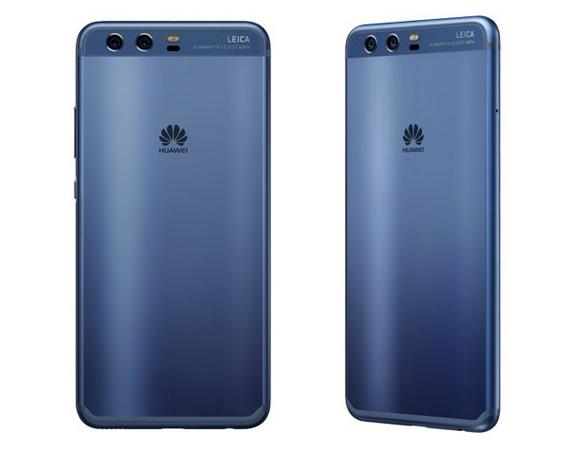 Huawei P10-задняя панель смартфона Dazzling Blue