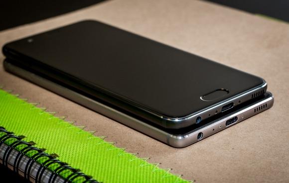 Huawei P9 и P10-эргономика сравнение