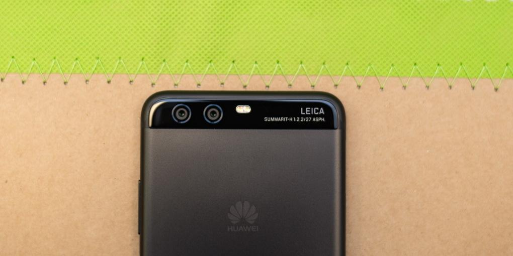 Huawei P10-имиджевая картинка