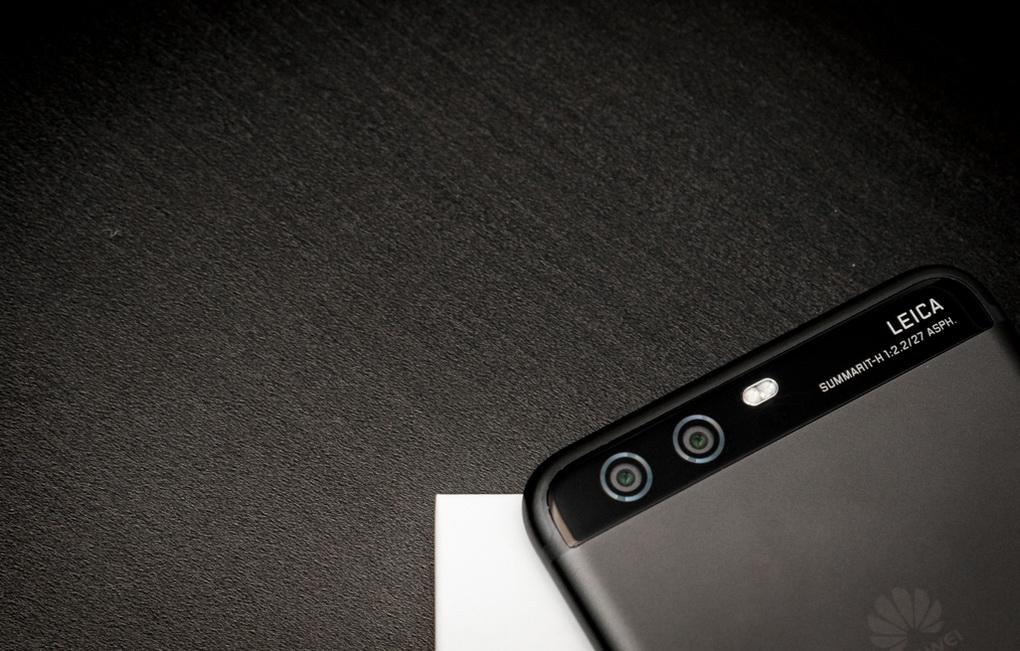Huawei P10-тыловая сдвоенная камера