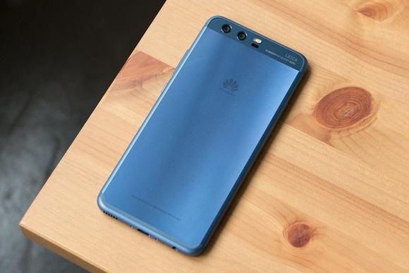 Huawei P10 Dazzling Blue-дизайн