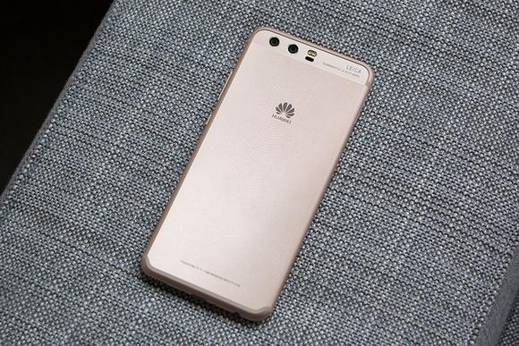 Huawei P10 Gold-дизайн