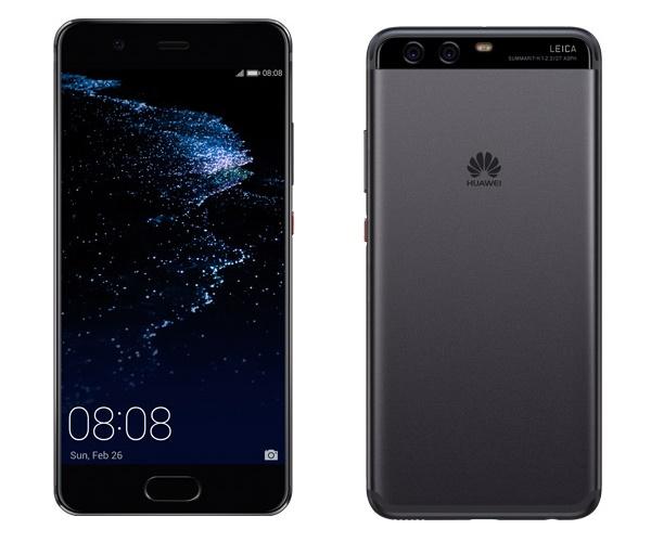 Huawei P10-экран/тыльная сторона Graphite Black