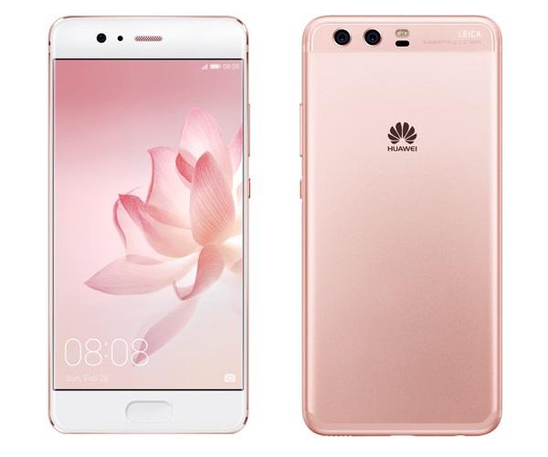 Huawei P10-экран/тыльная сторона смартфона Rose Gold