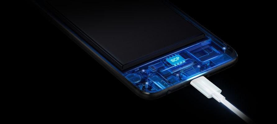 Huawei P10-сверхбыстрая зарядка