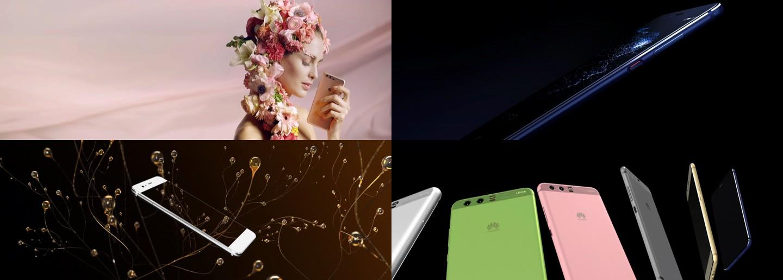 Huawei P10-дизайн аппарата