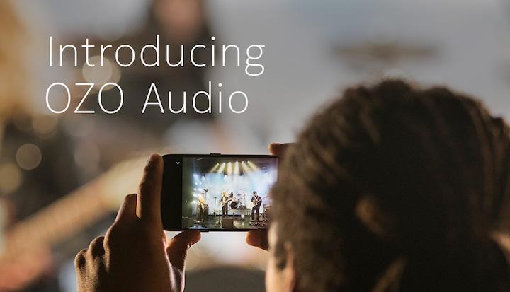 Nokia OZO Audio — технология 3D-звука для смартфонов и камер