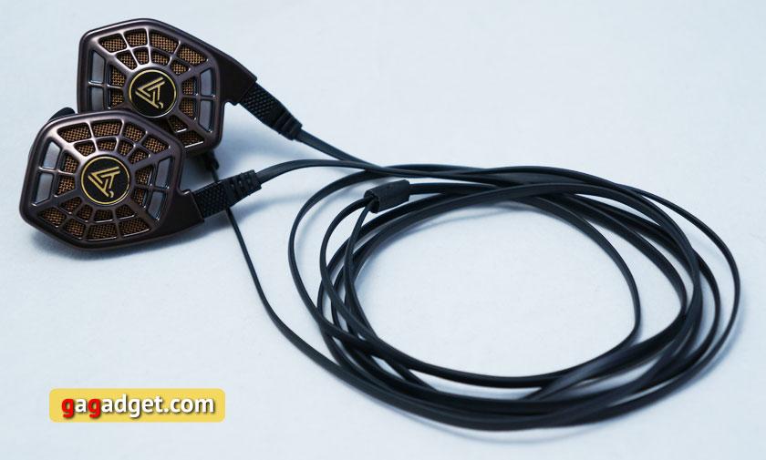 Обзор Audeze iSine 10 и iSine 20: первые в мире внутриканальные планарно-магнитные наушники-17