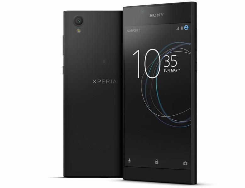 Sony Xperia L1: стильный дизайн и бюджетные характеристики