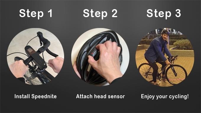 Стартап недели от АЛЛО. Speednite - управление освещением велосипеда – фото 2