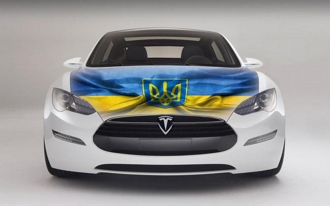 Министерство инфраструктуры Украины ведет переговоры с Tesla об открытии завода на территории страны