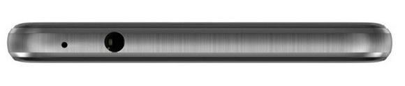 Huawei P8 lite 2017 Black-Разъем для наушников