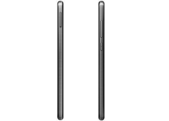 Huawei P8 lite 2017 Black-Слот для карты памяти