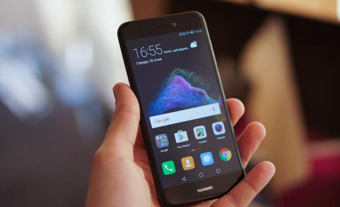 Huawei P8 Lite 2017- Экран