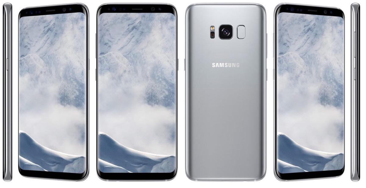 Новинки Samsung Galaxy S8 и S8 Plus доступны для предзаказа в «Алло»