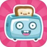 Топ-10 приложений для iOS и Android (13 - 19 марта) - Toaster Swipe Logo