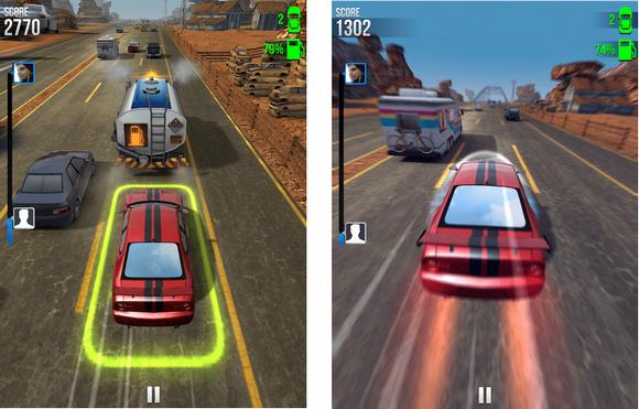 Топ-10 приложений для iOS и Android (13 - 19 марта) - Погоня на трассе