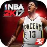 Топ-10 приложений для iOS и Android (13 - 19 марта) - NBA 2K17 Logo