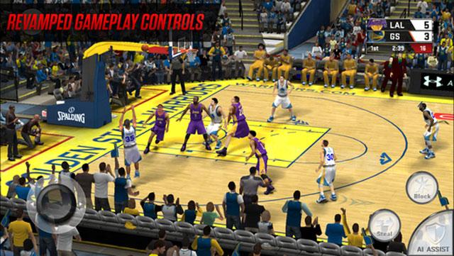 Топ-10 приложений для iOS и Android (13 - 19 марта) - NBA 2K17