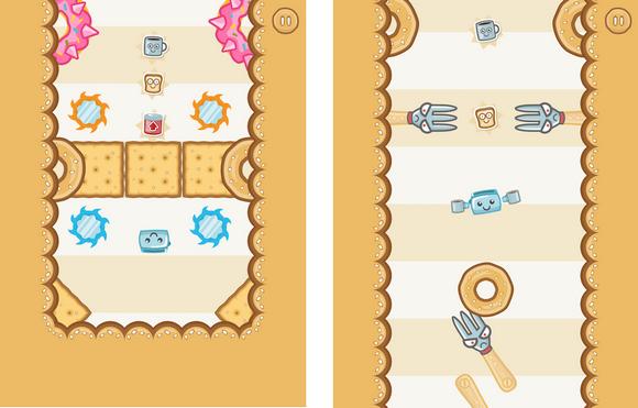 Топ-10 приложений для iOS и Android (13 - 19 марта) - Toaster Swipe
