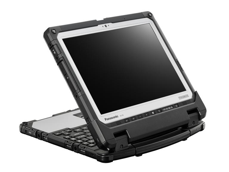 Toughbook CF-33 - противоударный ноутбук-планшет от Panasonic