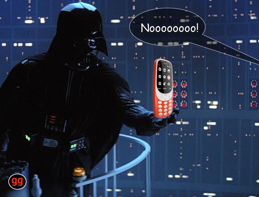 Почему вы не купите новую Nokia 3310