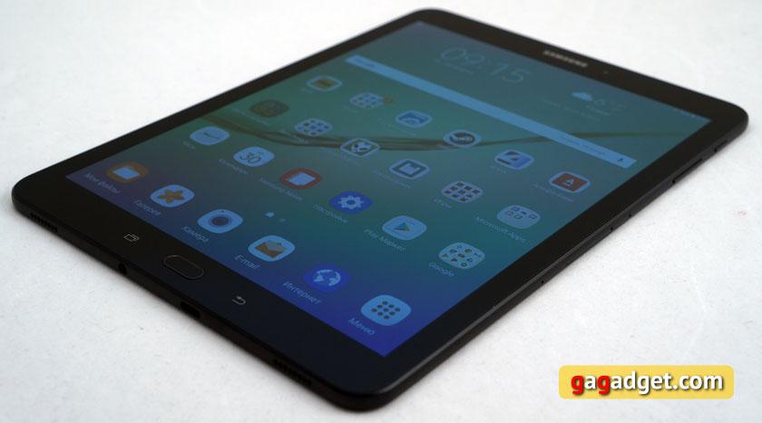 Обзор флагманского планшета Samsung Galaxy Tab S3-2
