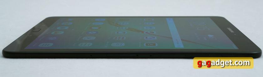 Обзор флагманского планшета Samsung Galaxy Tab S3-12